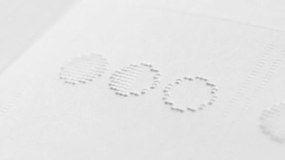 Braille Comic