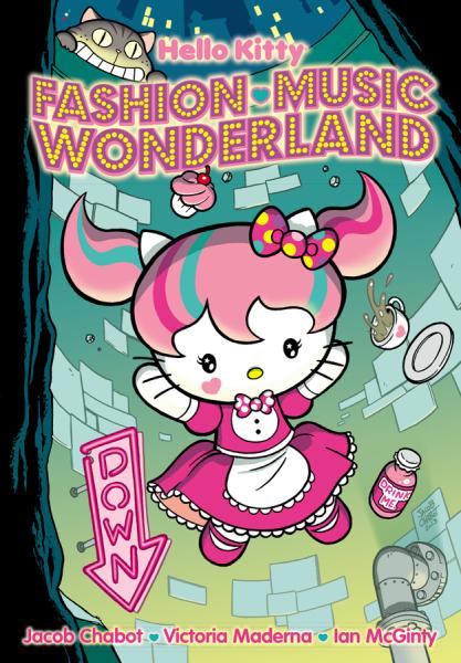 Hello Kitty Graphic Novel