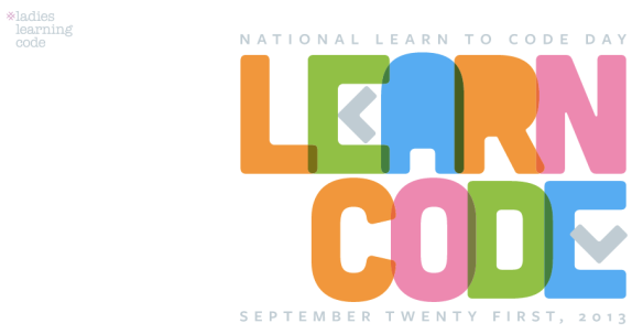 Join us on National Learn to Code Day September 21st!