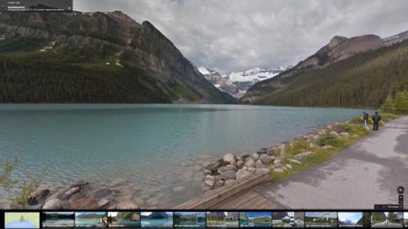 Google/Parks Canada
