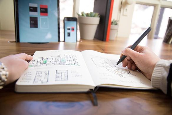 1 | Handsome Paper Notebooks Come With Digital Backup | Co.Design | business + design