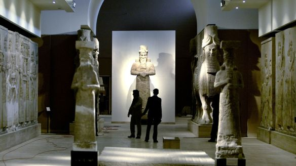 National Museum Of Iraq Reopens As ISIS Threat Casts Dark Shadow | Co.Design | business + design