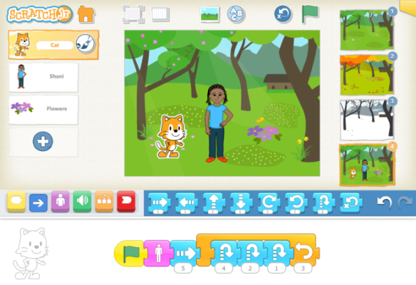 Finally, a Way to Teach Coding to the Touchscreen Generation   Enterprise   WIRED