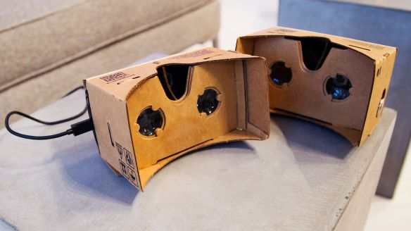 Google Cardboard Is The Right Virtual-Reality Gadget For Right Now. But Whats Next? | Fast Company | Business + Innovation
